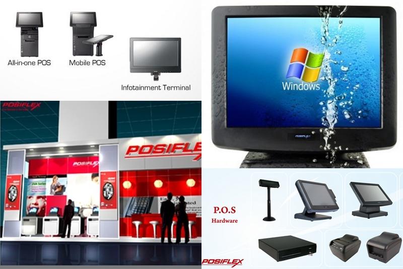 Najbolja rješenja grupacije PROCOM na najkvalitetnijoj softverskoj opremi POS...