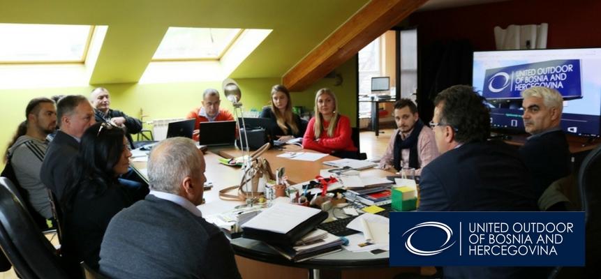 Sastanak. Izrada projekata za EU fondove stoga započinje sastankom na kojemu.