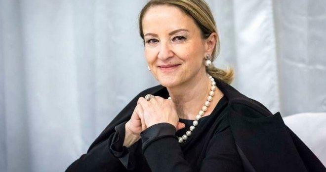 Sebija Izetbegović podnijela ostavku u Zastupničkom domu Parlamenta  Federacije BiH - Kameleon M&M