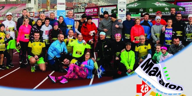 """Prijavite se na """"Maraton za rekreativce – Tuzla 2020"""""""
