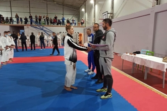 """KBS """"Master"""" Lukavac : četiri nova MAJSTORA karatea"""