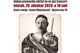 """Promocija knjige """"Tuzlanski vitez Ostoja Paljić"""" i izložba slika autora akademskog slikara Zdravke Novaka"""