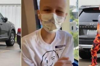 Sve za osmijeh: Za sina koji boluje od leukemije otac svaki dan pleše ispod njegovog prozora