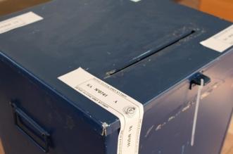 22 glasačke kutije