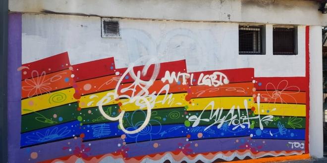 LGBT grafit